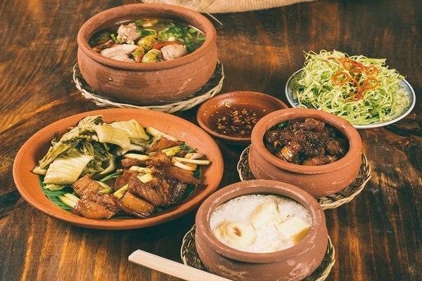 Vẻ Đẹp Đặc Trưng Của Ẩm Thực Việt Nam Xưa Và Nay: Hội quán ẩm thực
